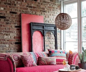 bohemian, boho, and design image