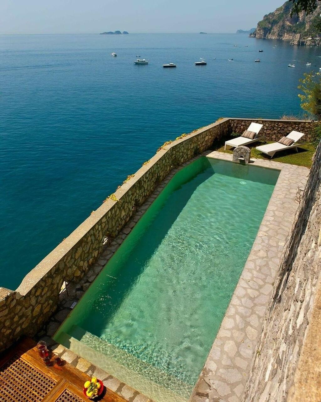Amalfi coast, italy, and places image