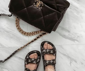 bags, chanel, and nice things image