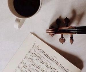 music and coffee image