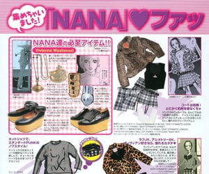 anime, fashion, and archive image