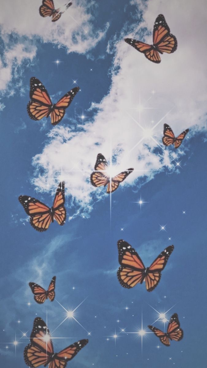 28 Images About W A L L P A P E R On We Heart It See More About Wallpaper Butterfly And Aesthetic