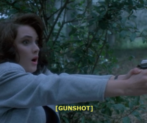 Heathers, movie, and winona ryder image