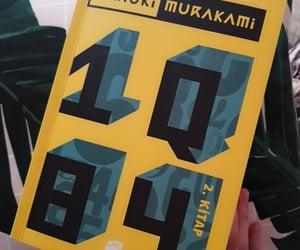 haruki murakami, 1q84, and türkçe image