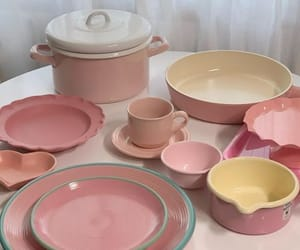 ceramics, misc, and pink image