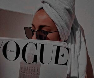 icon, vogue, and magazine image