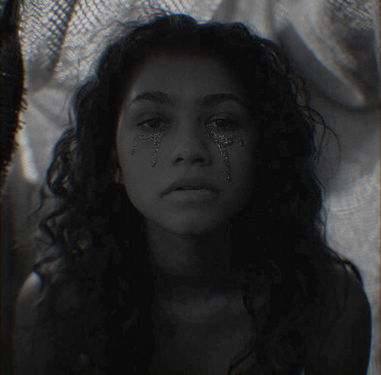 article, euphoria, and tv show image