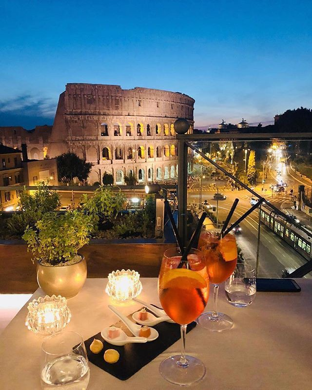 drinks, holiday, and italia image