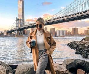 Brooklyn, coffee, and fashion image