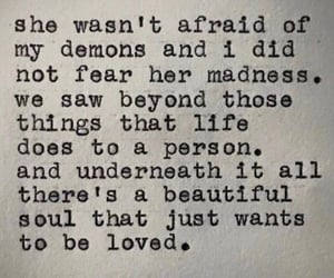 love, demons, and j.m storm image