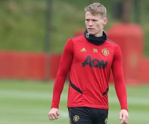 manchester united, scotland nt, and scott mctominay image