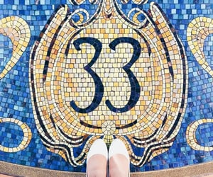 disney, numbers, and tiles image