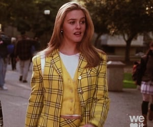 Clueless, vintage, and cher horowitz image