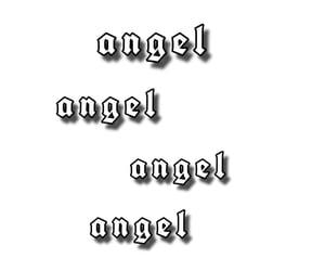 angel, edit, and editing image