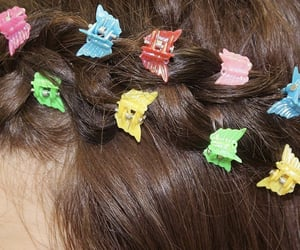theme, hair, and aesthetic image