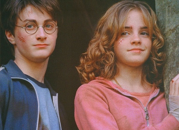 daniel radcliffe, harry potter, and series image