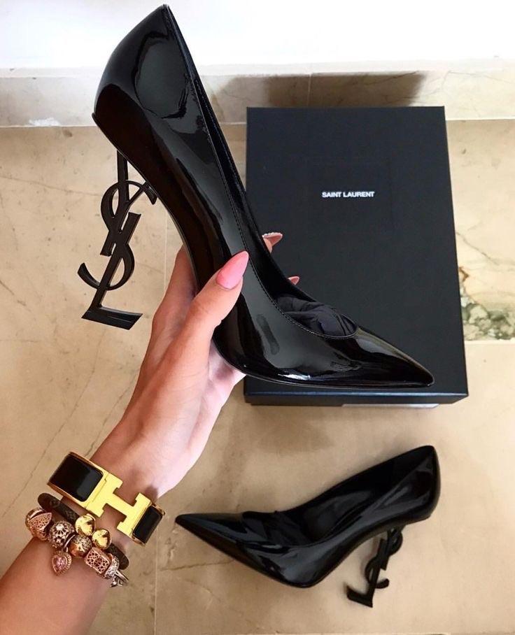 fashion, moda, and salto image