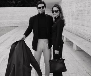classy, couple, and glamour image