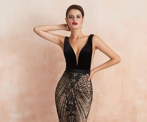 chic, elegance, and sexy image