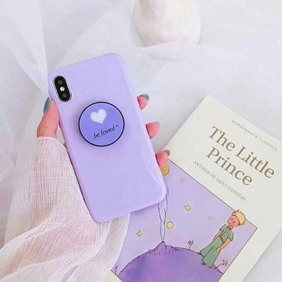 Imagem de celphone case, book, and color