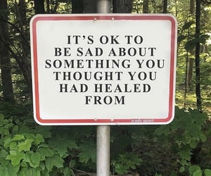 quotes, sad, and healing image