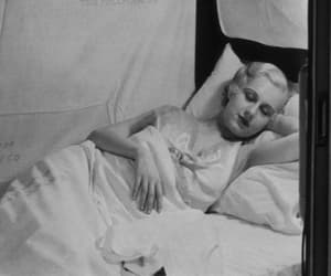 1930, blackandwhite, and sleep image