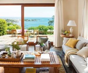 cottage, decor, and decoration image