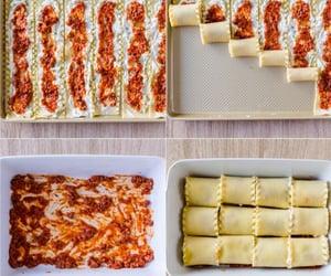How to do a lasagna ? ♡