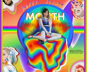 edit, rainbow, and pride month image