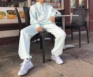 blue outfit, fashionista fashionable, and fashion style mode image