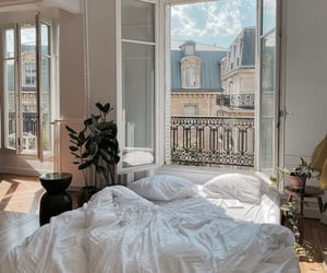 home, paris, and aesthetic image