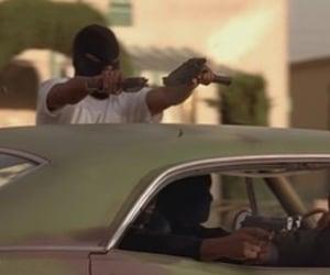Action, gangsta, and gun image