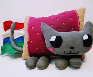 etsy, cat plush, and cattoys image