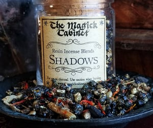witchcraft, hedgewitch, and healingcrystals image
