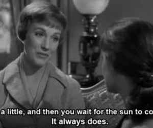 quotes, sun, and cry image