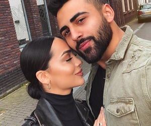 inspiration, couples goals, and lovely relationships image