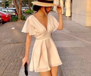 beauty, cloth, and dress image