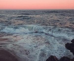 aesthetics, beautiful, and sea image