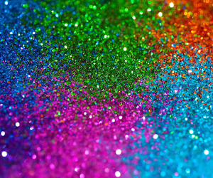 glitter and sparkle image