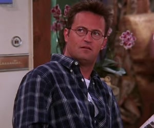 actor, chandler bing, and handsome image
