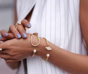 accessory, beauty, and bracelets image