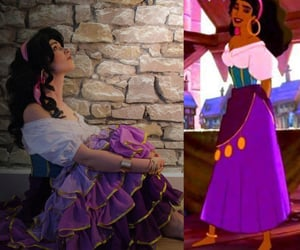 cosplay and esmeralda image