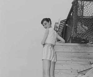 photograph, audrey hepburn, and vintage image