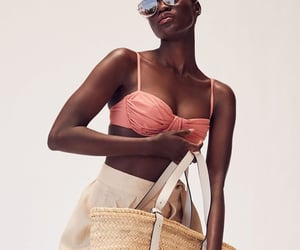 chic, fashion, and beachside image