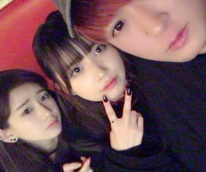rei, rie, and ladybaby image