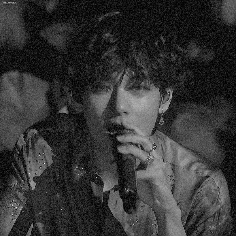 """Ͻ""""aehyung Discovered By V On We Heart It"""