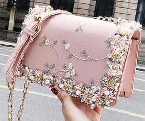 girls, purses, and bags image