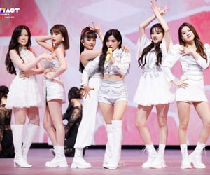 kcon and (g)i-dle image