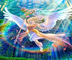 archive, Fairies, and fairycore image