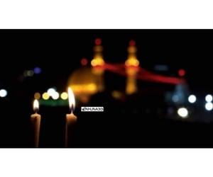 محرّم, كربﻻء, and عاشوراء image